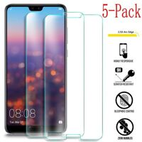 TEMPERED GLASS SCREEN PROTECTOR COVER FOR HUAWEI P Smart / P20 Pro /LITE /P9 P10