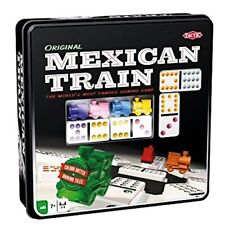Tactic Mexicain train Dominos en Étain