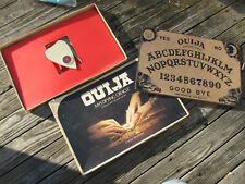 """OUIJA BOARD GAME PARKER BROTHERS MYSTIFYING ORACLE WILLIAM FULD """" NO BARCODE """""""