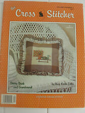 THE CROSS STITCHER MAGAZINE, 1987, VOLUME 4, NUMBER 5