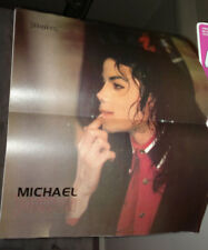Michael Jackson poster from Greek Blek magazine