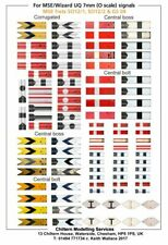 More details for mse 7mm scale upper quadrant signal waterslide transfers (decals) br/lms/lne/sr