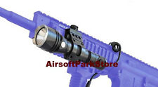 "25.4mm 1"" Offset Side Rail Mount for Fenix TK11 TK15 TK22 Tactical Flashlight"