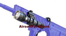 "1"" 25.4mm Offset Side Rail Mount for Fenix TK09 TK32 RC15 UC40 UC45 Flashlight"
