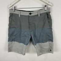 Billabong Mens Shorts 32 Grey Pockets