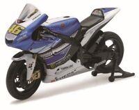 NewRay Motorrad Modell Yamaha YZF-M1 Racing Team 2013 Valentino Rossi 1:12