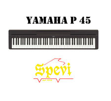 Yamaha P45  Pianoforte digitale portatile 88 tasti  ( p 45)