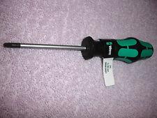 1 X WERA - 05 028120 001 - 375 TRI-WING S/DRIVER 2 X 80MM , NEW