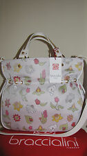 Designer   hand bag  / Italy / Braccialini.