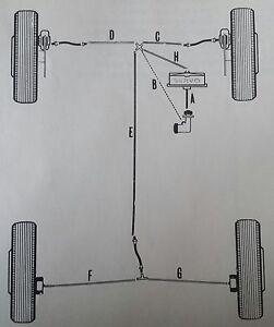 FORD ESCORT MK 3, XR3i  -  COPPER BRAKE PIPE SET