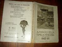 ALMANACCO DELLA FAMIGLIA MENEGHINA 1942 (IT)