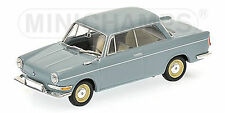 BMW 700 LS Limousine 1959-65 blau blue keramikblau 1:43 Minichamps