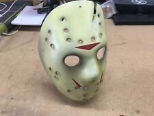 Jason Hockey Mask stands by Chainsaw Graphics Friday the 13th