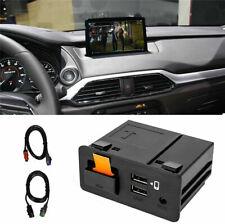 For Mazda Apple CarPlay and Android Auto Retrofit Usb Kit 00008FZ34 TK78-66-9U0C