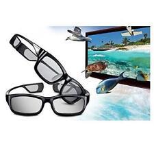 (2x Pair) Samsung Rechargeable 3D Active Glasses, Black SSG-3300GR