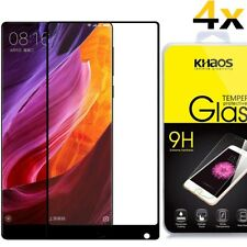 [4x] KHAOS For Xiaomi Mix HD Tempered Glass Screen Protector [Black]