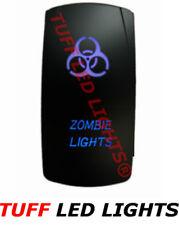 Tuff Led Lights - Two Way Blue Zombie Rocker Switch