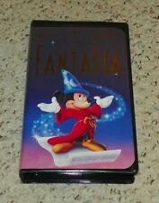 1991 Walt Disney's Masterpiece Fantasia #1132 - RARE Christmas Lead - VHS