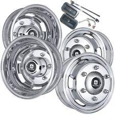 Mercedes/Dodge Sprinter 3500 Dual Alcoa DuraBright Set w/ Accessories