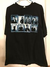 Bruce Springsteen 2009 Working On A Dream Tour Size Xl Tee Shirt Black