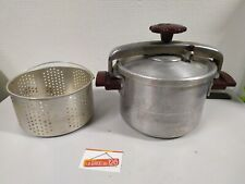 Cocotte Minute made in france ancienne - Alu Aluminium - 5.5 L litres + soupape
