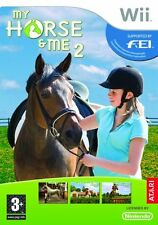My Horse and Me 2 NEW and Sealed, Nintendo Wii