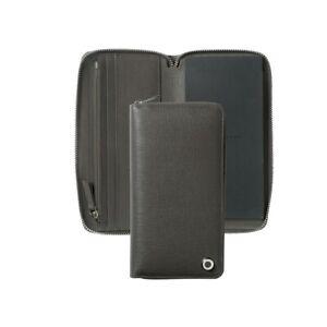 Hugo Boss Tradition Grey Long Zipped Folder RRP£165
