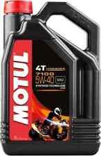 Motul 7100 5w/40 Motocross MX Dirt Bike Motorbike Marine 4Ltr Motor Engine Oil