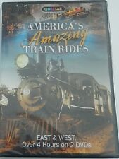 Dvd - America'S Amazing Train Rides