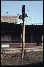 35mm slide+© DR Deutsche Reichsbahn electric signal Berlin Germany 1991 original