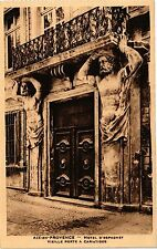 CPA Aix en Provence-Hotel d'Espagnet-Vieille Porte a Ciriatides (188976)