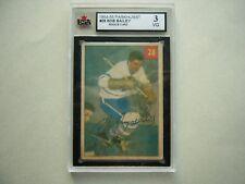 1954/55 PARKHURST NHL HOCKEY CARD #28 BOB BAILEY ROOKIE VG KSA 3 NICE!! PARKIE