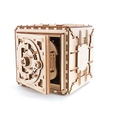 Safe Mechanical 3d Puzzle by UGEARS (BOX DAMAGED)