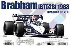 NUNU-BEEMAX Brabham BT52B '83 European GP Version in 1:20 Bausatz F1 Rennwagen
