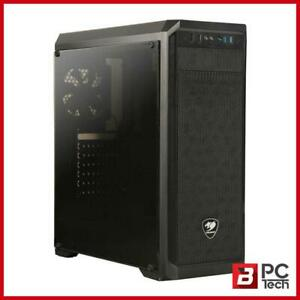 Cougar MX330 Windowed Mid-Tower ATX Case