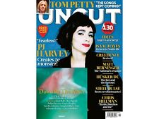 "UNCUT MAGAZINE-NOVEMBER 2020-PJ HARVEY-FREE CD ""DOWN BY THE WATER""-Brand New"