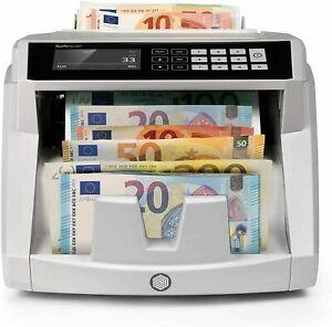 Safescan 2465-S - Banknotenzähler gemischte Geldscheine, mit 7-fach Prüfung OVP