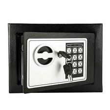 New Electronic Password Safe Box Keypad Lock Security Home Office Gun Valuables