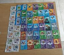Lot of 35 Skylanders Cards & 12 Codes Stickers