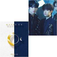 OneUs: Raise Us* CD+Full Package+Poster (Kakao M) 2nd Mini Album K-POP