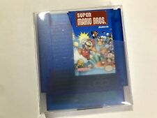 Super Mario Bros Rebirth NES Nintendo NEW SEALED NIB RARE by SomethingOldSchool