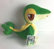 Tomy Pokemon Snivy Plush Nintendo Stuffed Toy With Tag #19M