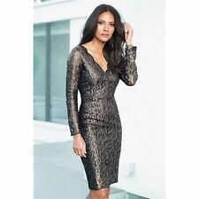 NEXT V-Neck Party Synthetic Dresses for Women