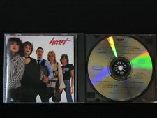 Heart. Heart Greatest Hits. Compact Disc. 1980. Made In Australia.