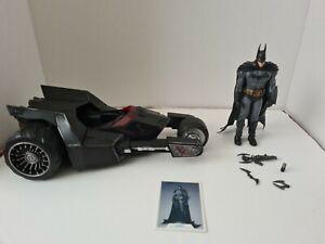 Mcfarlane dc multiverse Arkham Batman And Raptor Vehicle Action Figures