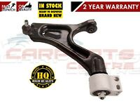FOR SAAB 95 9-5 FRONT LEFT LOWER SUSPENSION CONTROL WISHBONE ARM BALL JOINT BUSH