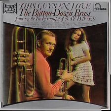 THE BUTTON DOWN BRASS & RAY DAVIES - THIS GUY'S IN LOVE - LP misprint mispressed