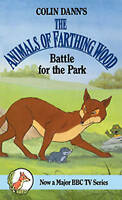 Battle For The Park (Red Fox Middle Fiction), Dann, Colin, Very Good Book