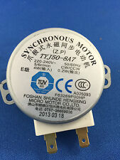 WHIRLPOOL  MICROWAVE OVEN TURNTABLE MOTOR  TYJ50-8A7 AMW540IX VT256SL 4R/MIN