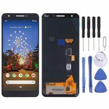 Für Google Pixel 3a Display Full OLED LCD Touch Screen Ersatz Reparatur Schwarz